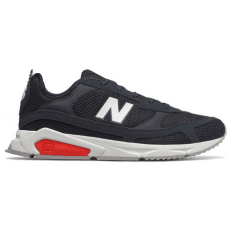 New Balance X-Racer Shoes - Outerspace/Velocity Red