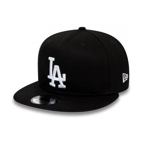New Era 9FIFTY ESSENTIAL LOS ANGELES DODGERS black - Club baseball cap