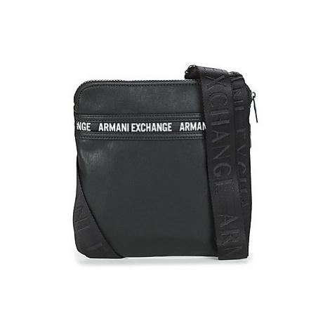 Armani Exchange 952212-9A028-00022 men's Pouch in Black