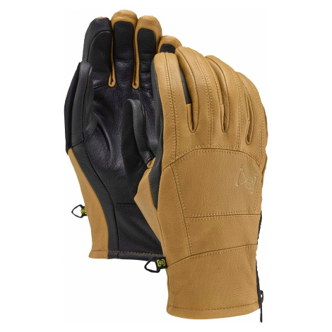 glove Burton Leather Tech Glove AK - Raw Hide