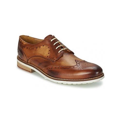 Melvin Hamilton SCOTT 2 men's Casual Shoes in Brown Melvin & Hamilton