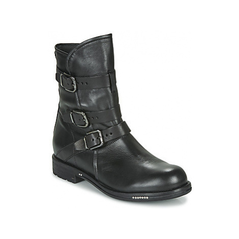 Fru.it PESCARA women's Mid Boots in Black