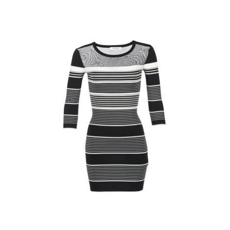 Morgan RZOE women's Dress in Black