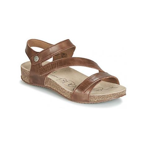 Josef Seibel TONGA 25 women's Sandals in Brown