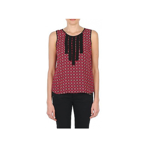 Stella Forest MOSAIC women's Vest top in Pink