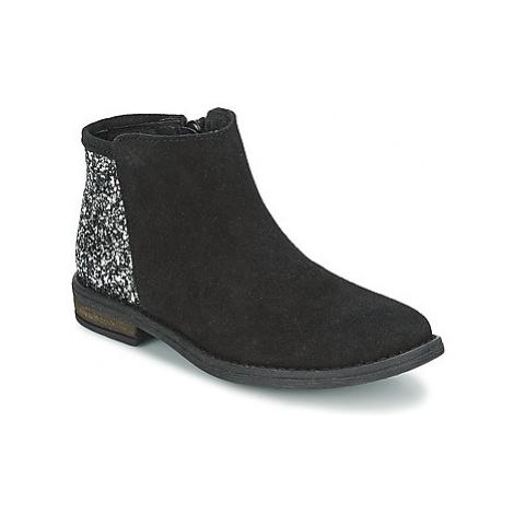 Acebo's MERY girls's Children's Mid Boots in Black