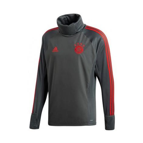 FC Bayern Training Warm Top - Dark Green Adidas