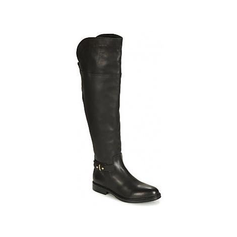 Tommy Hilfiger HOLLY 6A women's High Boots in Black