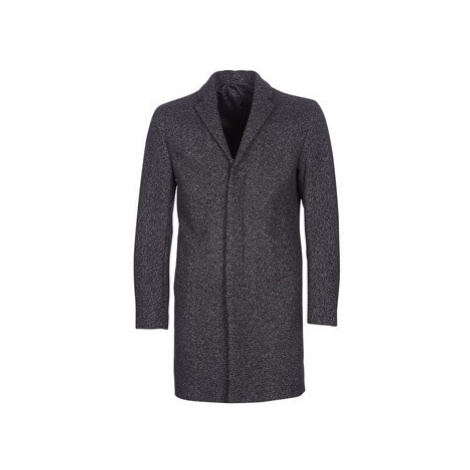 Selected SLHBROVE men's Coat in Black