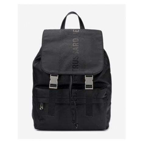 Trussardi Jeans Backpack Black