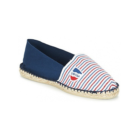 1789 Cala CLASSIQUE BICOLORE women's Espadrilles / Casual Shoes in Multicolour