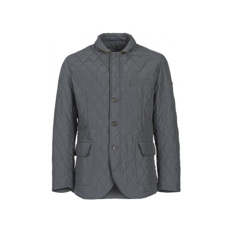 Hackett MATIRO men's Parka in Grey