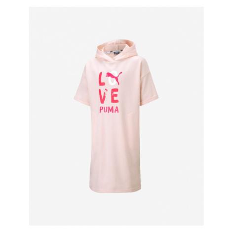 Puma Alpha Kids Dress Beige