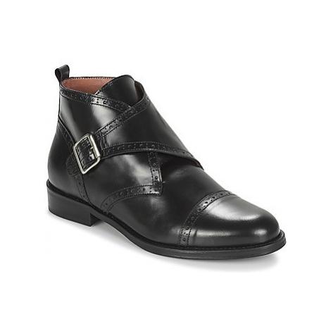 Jonak DRISANA women's Mid Boots in Black