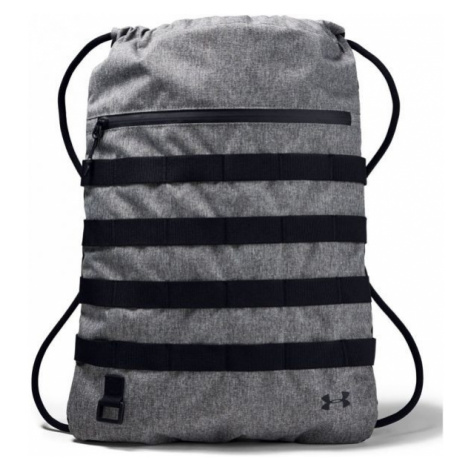Under Armour SPORTSTYLE SACKPACK gray - Gym sack