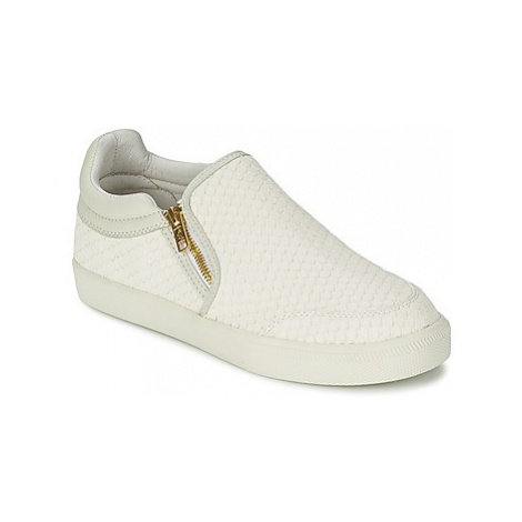 Ash INTENSE women's Slip-ons (Shoes) in White