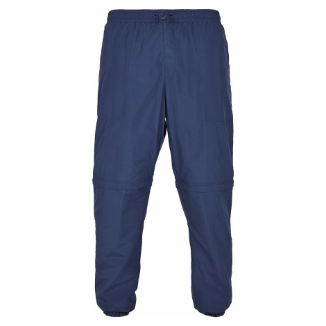 Urban Classics Zip Away Track Pants Tracksuit Trousers dark blue