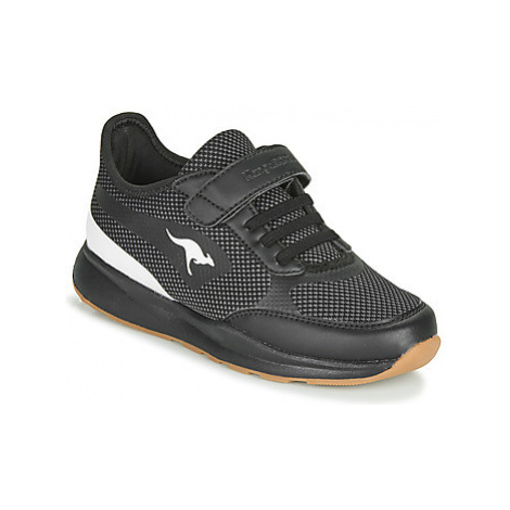 Kangaroos SPRINT EV girls's Children's Shoes (Trainers) in Black