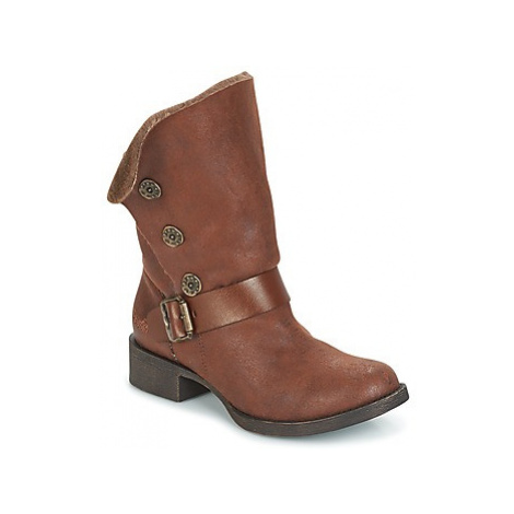 Blowfish Malibu KATTI women's Mid Boots in Brown