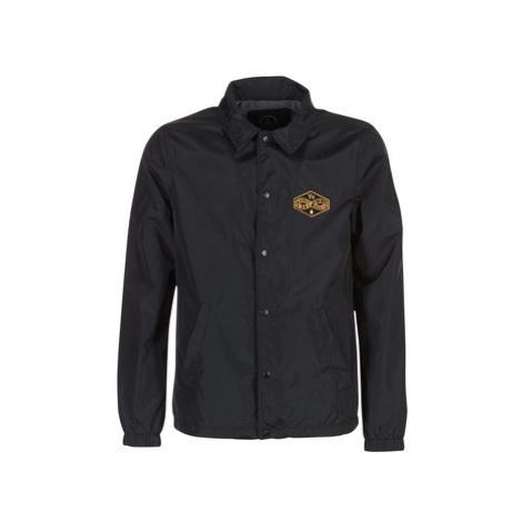 Volcom RECALL COACH men's Jacket in Black