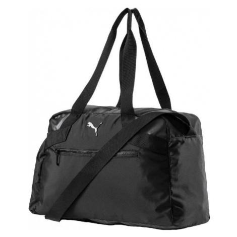Puma AT SPORT GRIP BAG black - Sports bag