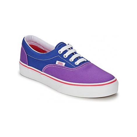 Vans ERA girls's Children's Shoes (Trainers) in Purple