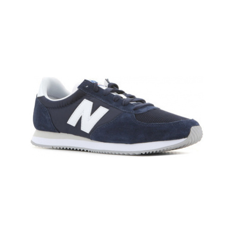 New Balance U220NV men's Shoes (Trainers) in Blue