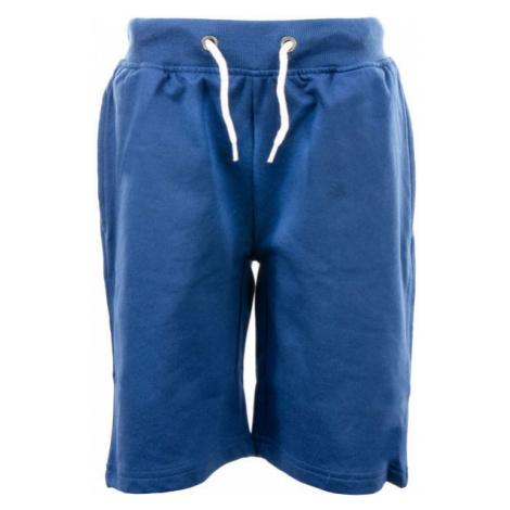ALPINE PRO THASINO blue - Children's shorts