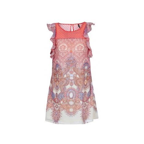 Smash MARCELA women's Dress in Pink
