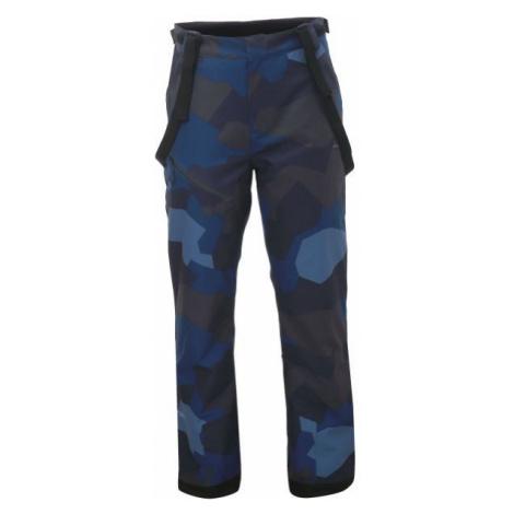 2117 LINGBO dark gray - Men's ski trousers