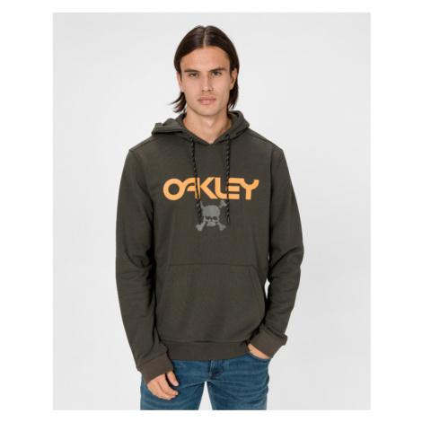 Oakley TC Skull Sweatshirt Green