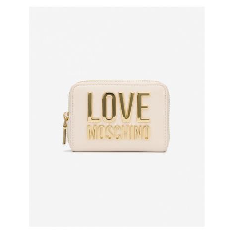 Love Moschino Wallet Beige