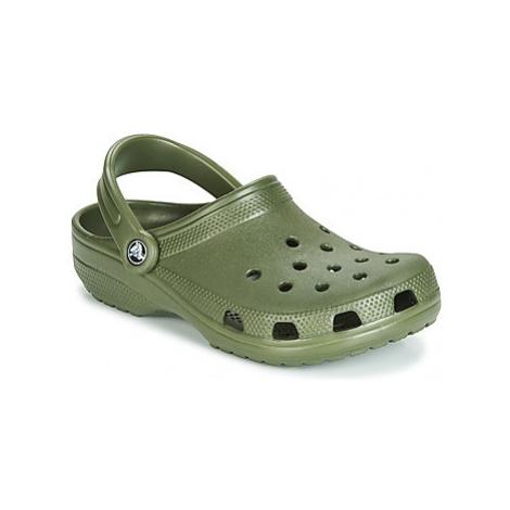 Crocs CLASSIC women's Clogs (Shoes) in Kaki