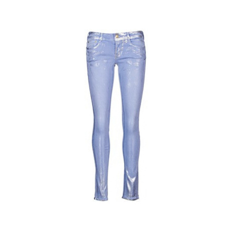 Cimarron LANA POWER DENIM women's Skinny Jeans in Blue