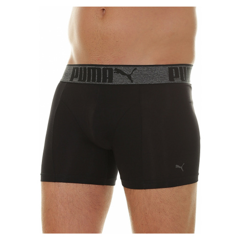 shorts Puma 681035001/Lifestyle Coton Modal Boxer - Black - men´s