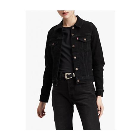 Levi's Original Trucker Denim Jacket, Black Rose Levi´s