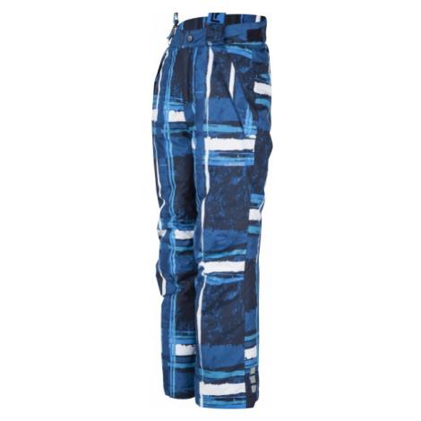 Lewro LYNN 140-170 blue - Kids' snowboard pants