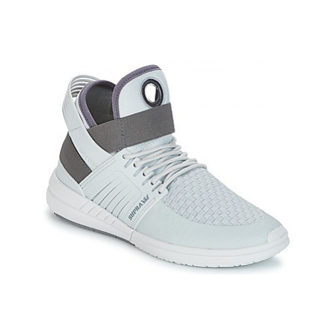 Supra SKYTOP V women's Shoes (High-top Trainers) in Grey