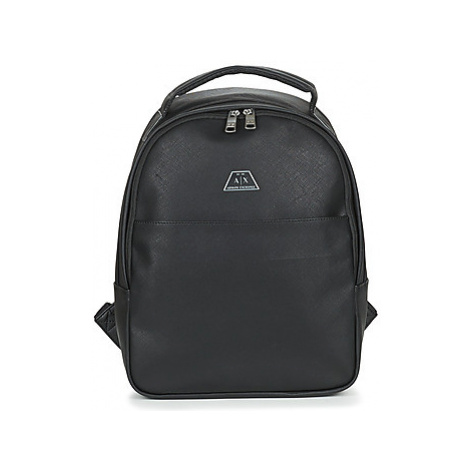 Armani Exchange 952083-CC523-00022 men's Backpack in Black