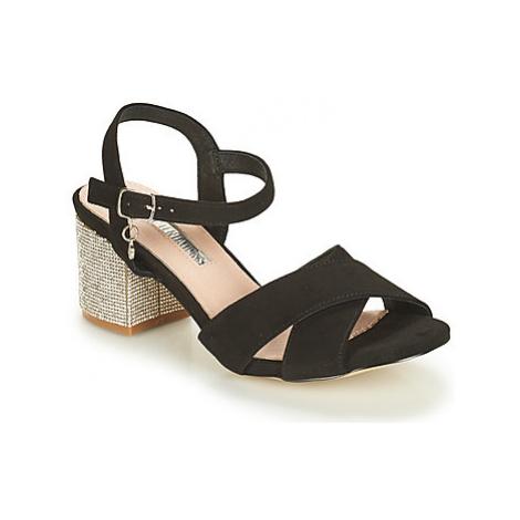 Xti 32063 women's Sandals in Black