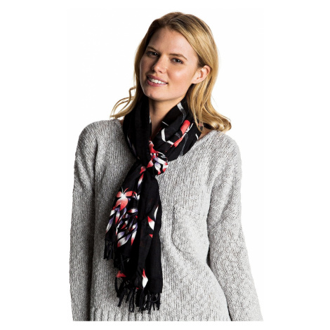 shawl Roxy Really Better - KVJ6/Anthracite Mistery Floral