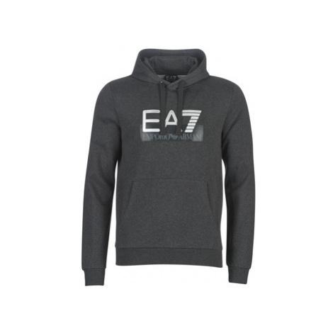Emporio Armani EA7 6GPM17-PJ07Z-3909 men's Sweatshirt in Grey