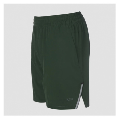 MP Men's Woven Training Shorts - Hunter Green Myprotein