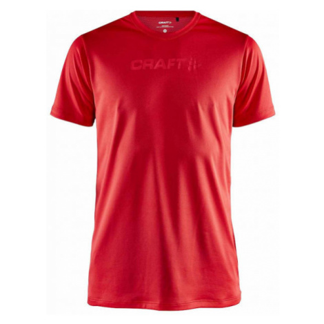 Craft CORE ESSENCE MESH red - Men's functional T-shirt