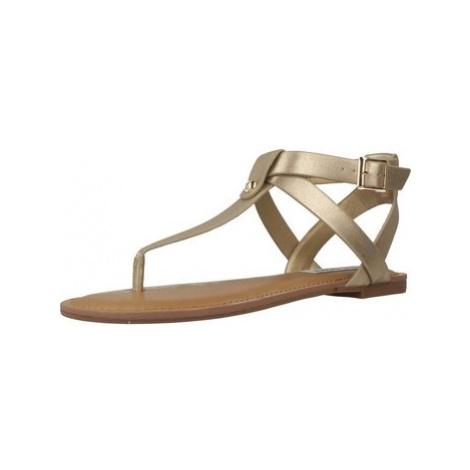 Steve Madden HIDDEN women's Sandals in Gold