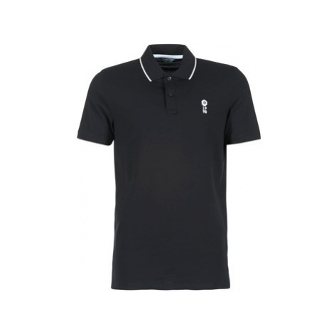 Jack Jones STONE CORE men's Polo shirt in Black Jack & Jones