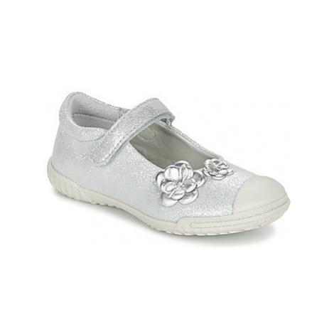 Mod'8 KORAFLOR girls's Children's Shoes (Pumps / Ballerinas) in Silver