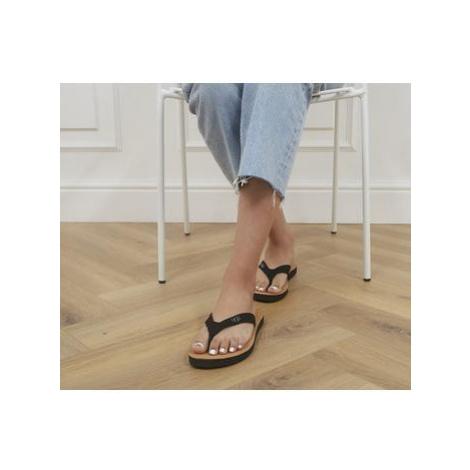 UGG Tawney Sandals BLACK NUBUCK