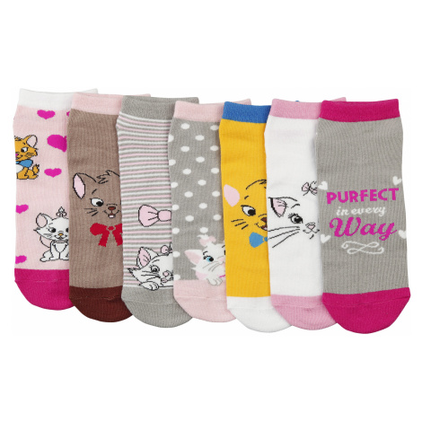 Aristocats - Marie And Friends - Socks - multicolour
