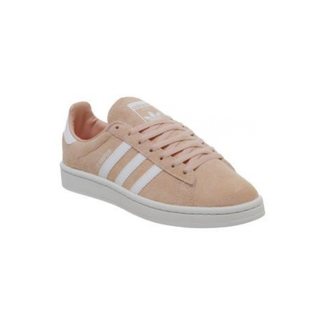 Adidas Campus CLEAR ORANGE WHITE